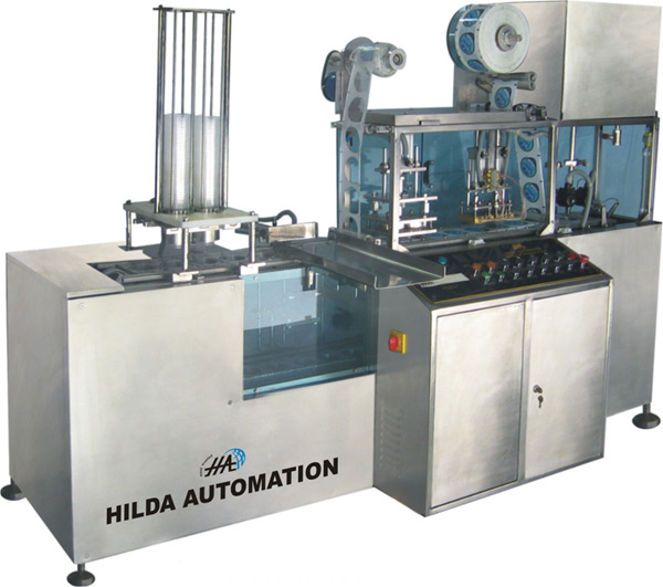 Hilda Automation - specialists in providing total packaging